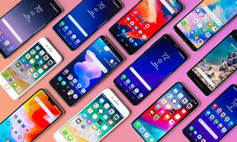 أعلى 10 هواتف تقييمًا 2021 في العالم .. استعد للصدمة ؟!