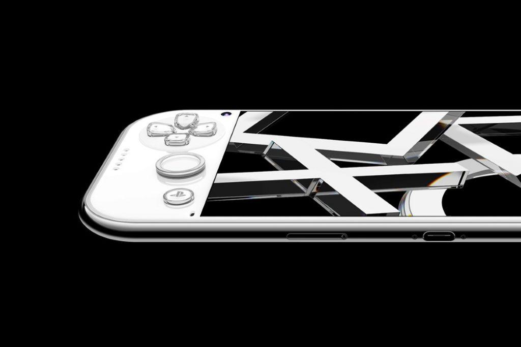 سوني بلايستيشن Sony Playstation 5G هاتف مخصص للألعاب من سوني