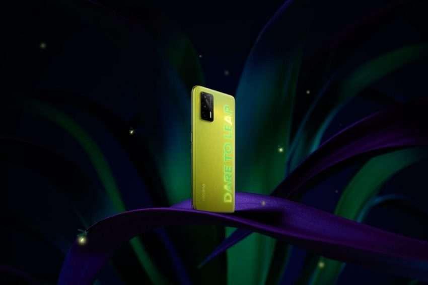 مواصفات ريلمي كيو 3 برو - Realme Q3 Pro وتصميم متوهّج للهاتف مع اقتراب موعد الإطلاق