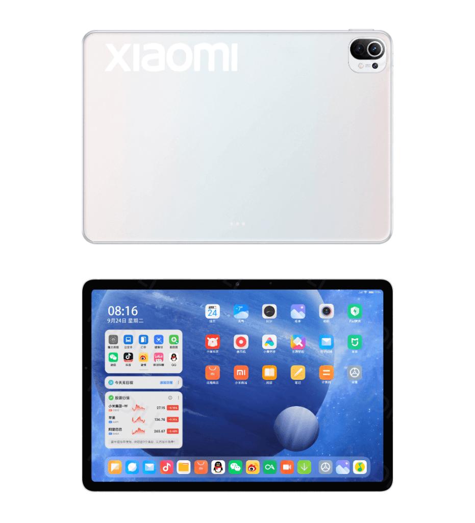شاومي مي باد 5 - Xiaomi Mi Pad 5 قادم بنظام جديد مع وضع سطح المكتب