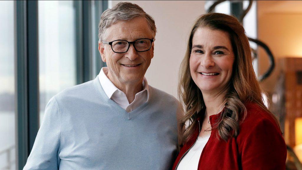 انفصال بيل جيتس وزوجته بعد زواج استمر 27 عامًا