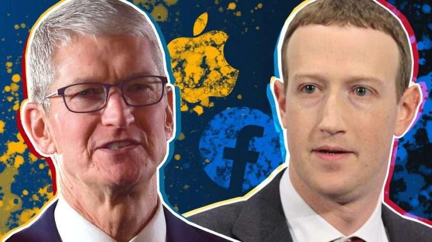 الحرب بين فيسبوك وآبل تشتعل مرة أخرى بعد رفض آبل لهذا الطلب