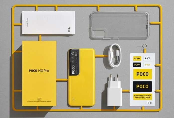 سعر ومواصفات بوكو ام 3 برو فايف جي - POCO M3 Pro 5G رسميًا بتصميم جديد رائع