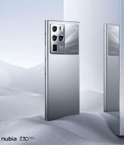 نوبيا زد 30 برو - Nubia Z30 Pro تسريب مواصفات وصورة عالية الدقة للهاتف