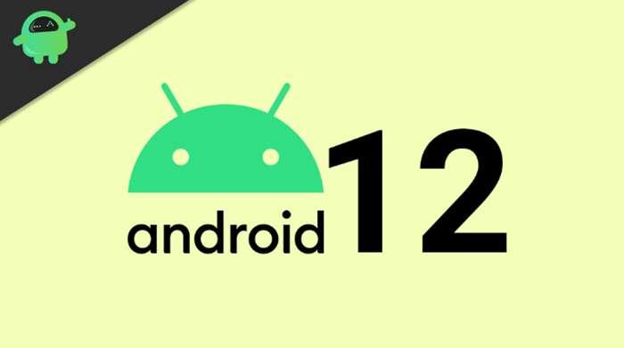 اندرويد 12