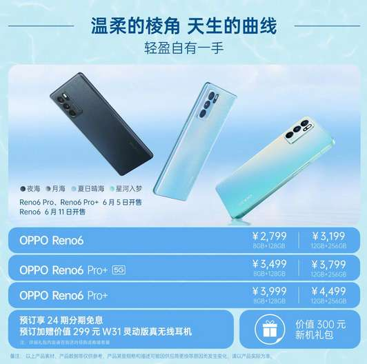 سعر ومواصفات اوبو رينو 6 - OPPO Reno 6 5G رسميًا