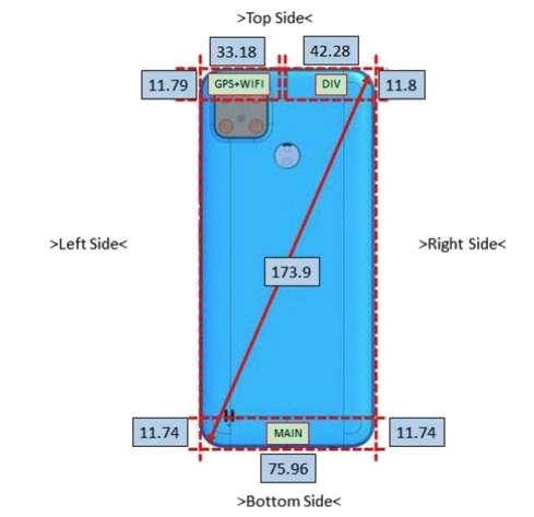 هاتف ريلمي الجديد 2021 برقم طراز RMX3261 يحصل على شهادة FCC تكشف المواصفات