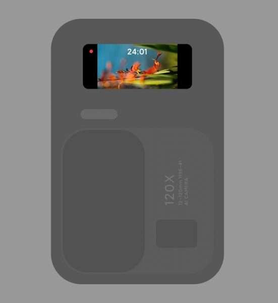 شاومي مي 11 الترا Xiaomi Mi 11 Ultra الشاشة الخلفية الثانوية للهاتف توفر 7 مزايا في منتهى الأهمية