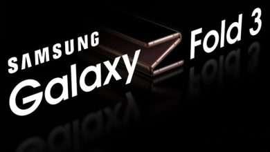 جالكسي زد فولد 3 - Galaxy Z Fold3 مميزات الكاميرا أسفل الشاشة