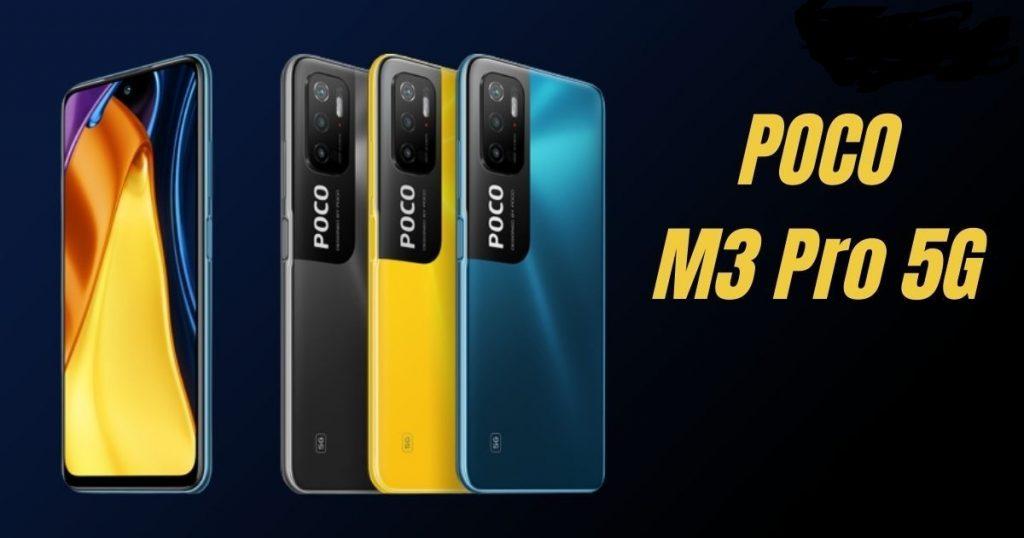 بوكو ام 3 برو فايف جي - POCO M3 Pro 5G تسريب جديد قبل الإطلاق بيومين!