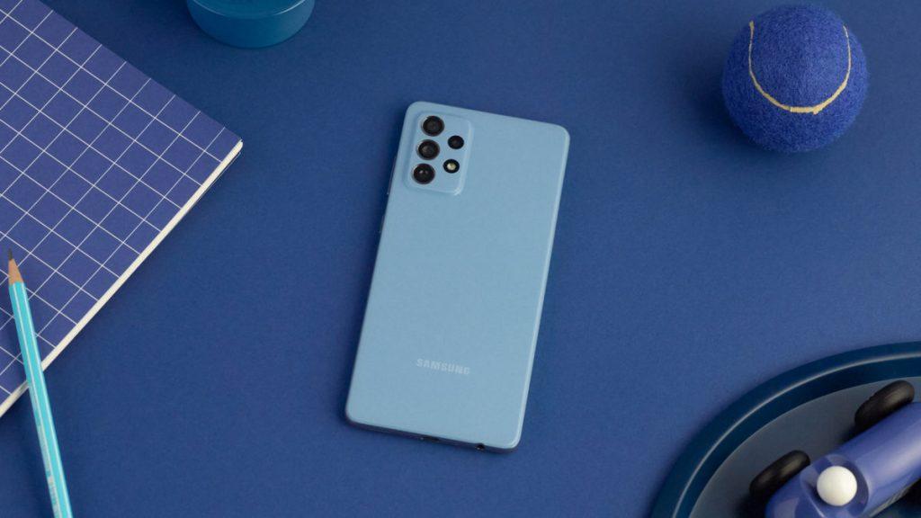 سامسونج جالكسي اى 72 – Galaxy A72 يتلقى تحديث يضيف ميزة جديدة من ميزات الهواتف الرائدة
