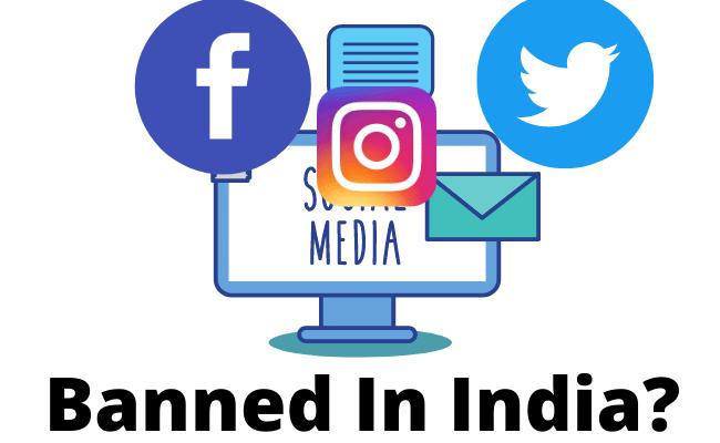 هل سيتم حظر فيسبوك وانستغرام وتويتر في الهند ابتداءً من 26 مايو؟