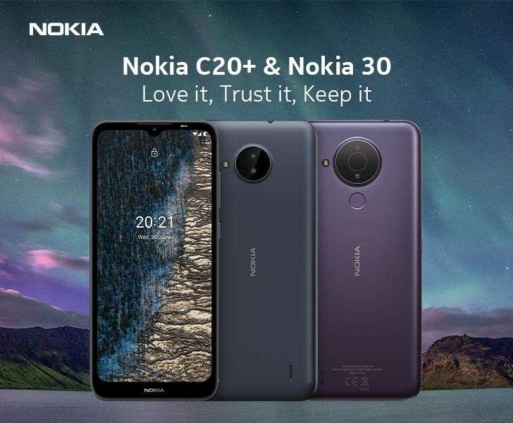 نوكيا سي 20 بلس Nokia C20 Plus يظهر بمواصفاته الرئيسية على منصة GeekBench