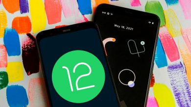 اندرويد Android 12 يأتي بميزات مدهشة وحصرية لهواتف بكسل !