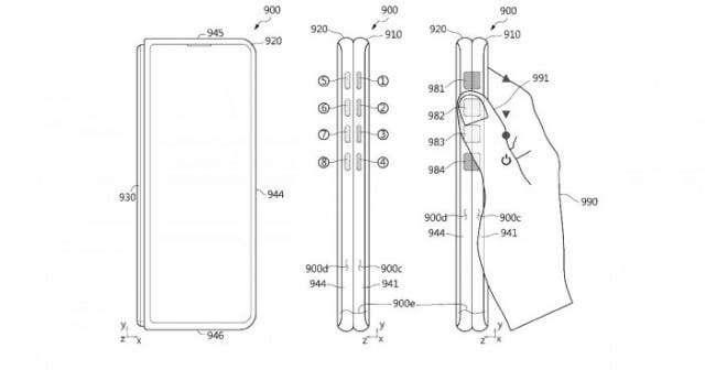 سامسونج جالكسي زد فولد 3 – Galaxy Z Fold 3 سيحصل على أزرار تعمل باللمس وتفاصيل أخرى مدهشة !