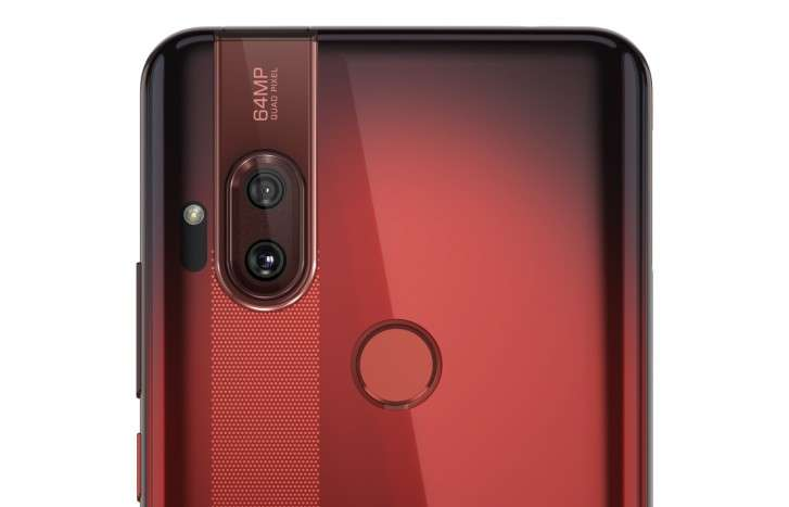 كاميرات Motorola One Hyper