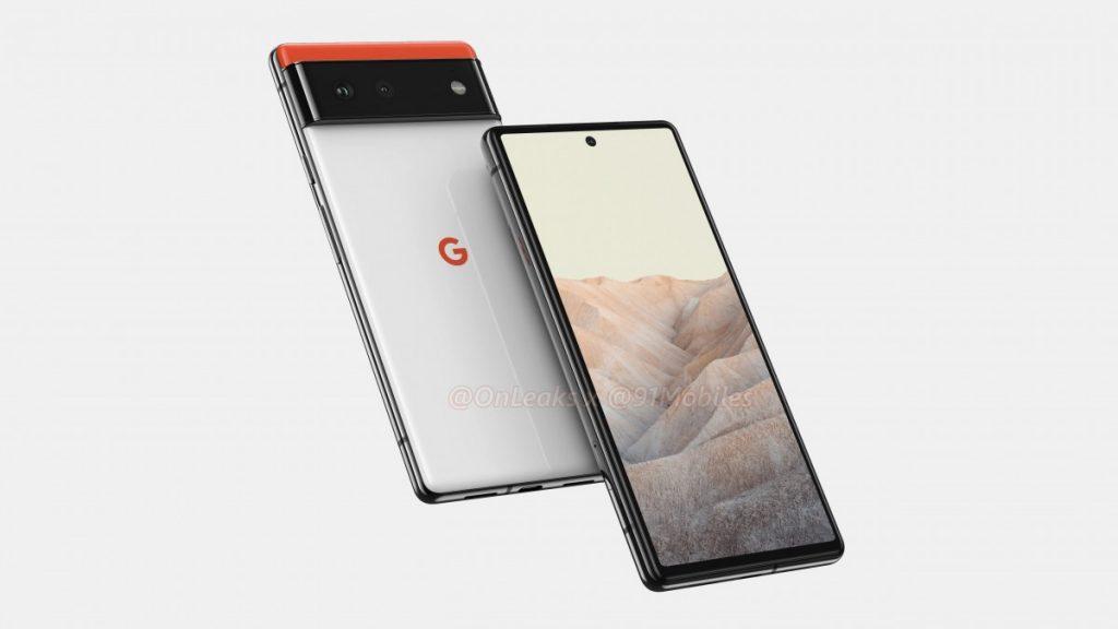 مواصفات جوجل بكسل 6 - Google Pixel 6 بحسب آخر التسريبات