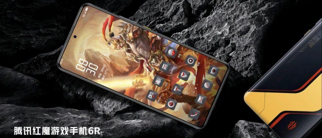 سعر ومواصفات ريد ماجيك 6 ار - Red Magic 6R رسميًا