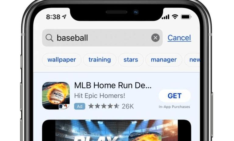 اي او اس 14.5 يجلب ميزة جديدة للبحث عن التطبيقات في App Store