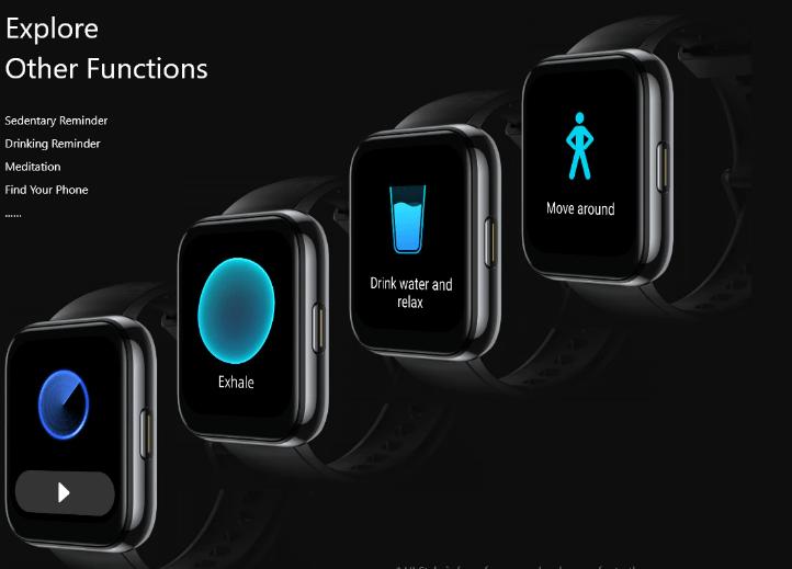 سعر ومواصفات ريلمي ووتش 2 برو - realme Watch 2 Pro رسميًا