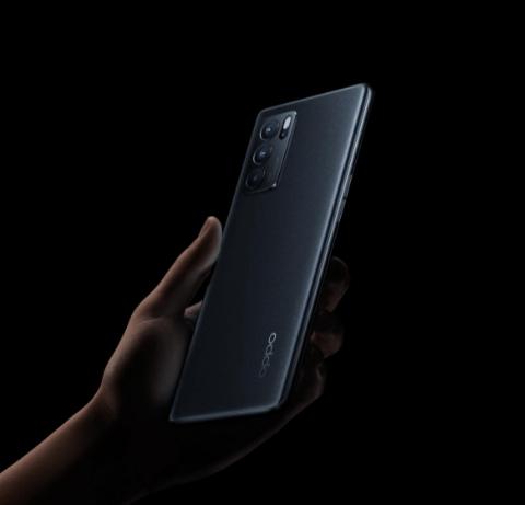 اوبو رينو 6 برو - OPPO Reno6 Pro تسريب يكشف فيديو تشويقي للهاتف