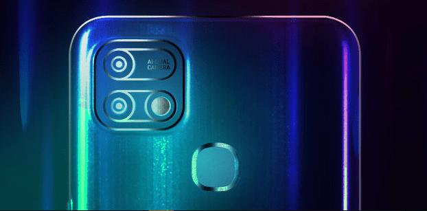 انفنيكس هوت 10 اي - Infinix Hot 10i الشركة تنشر ملصقات ترويجية للهاتف