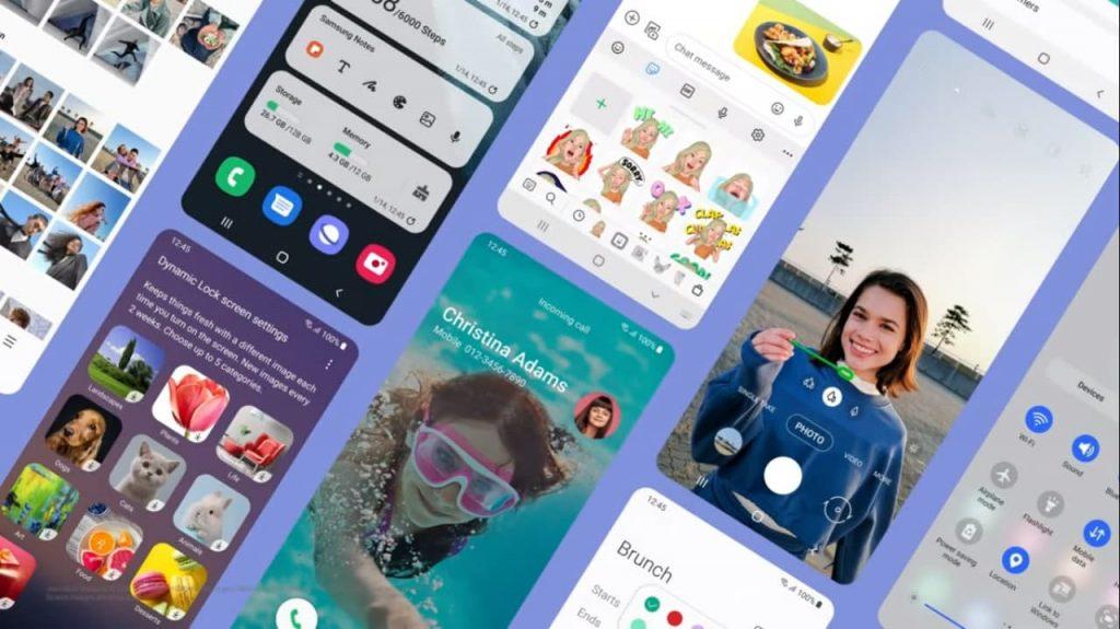 قائمة هواتف سامسونج التي ستحصل على تحديث أندرويد 12 وواجهة One UI 4.0