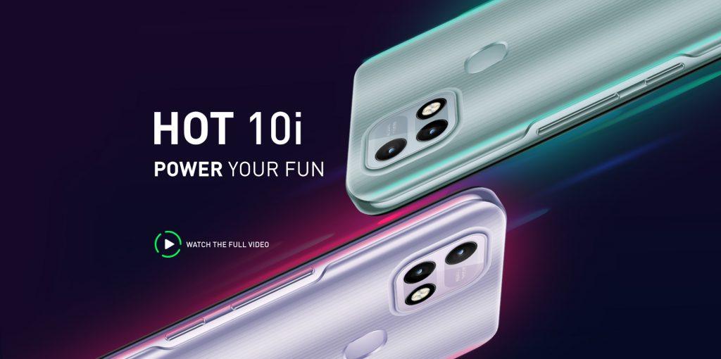 سعر ومواصفات انفنيكس هوت 10 اي - Infinix Hot 10i رسميًا