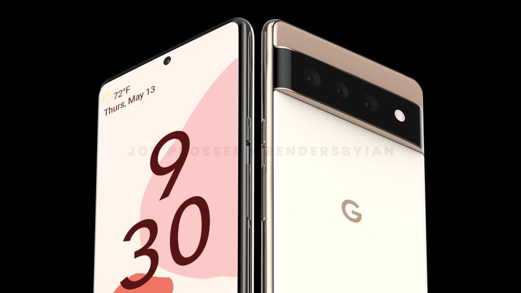 جوجل بكسل 6 وجوجل بكسل 6 برو يظهران في صور عالية الدقّة وتصميم فريد
