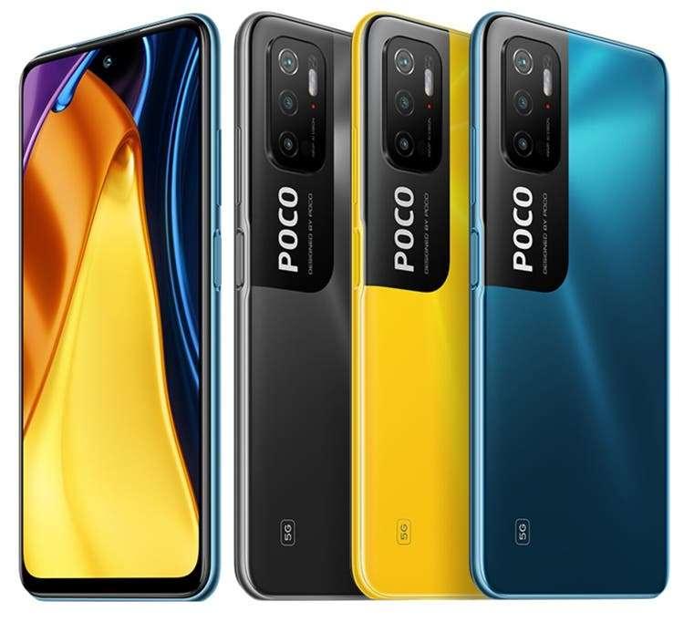 بوكو ام 3 برو – POCO M3 Pro تصميم الهاتف كاملًا في صور مسرّبة عالية الدقة لأول مرة