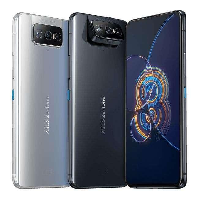 اسوس زين فون 8 – Asus Zenfone 8 يتلقى أول تحديث رسمي بمميزات رائعة