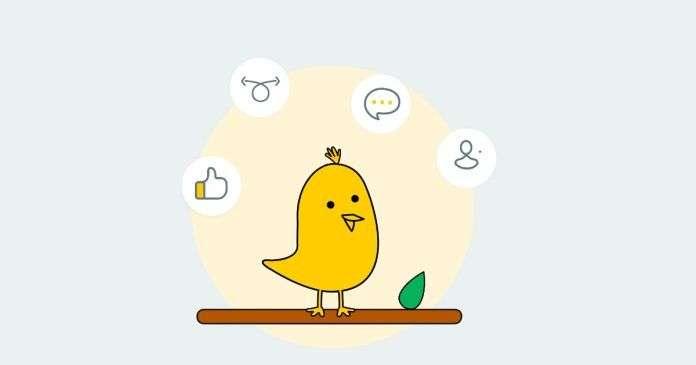 تطبيق Koo