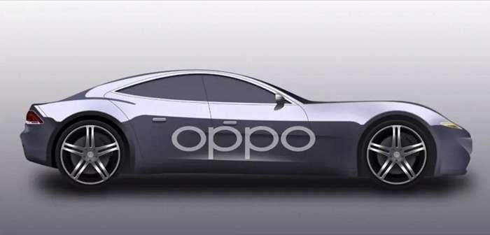 سيارة اوبو الكهربائية
