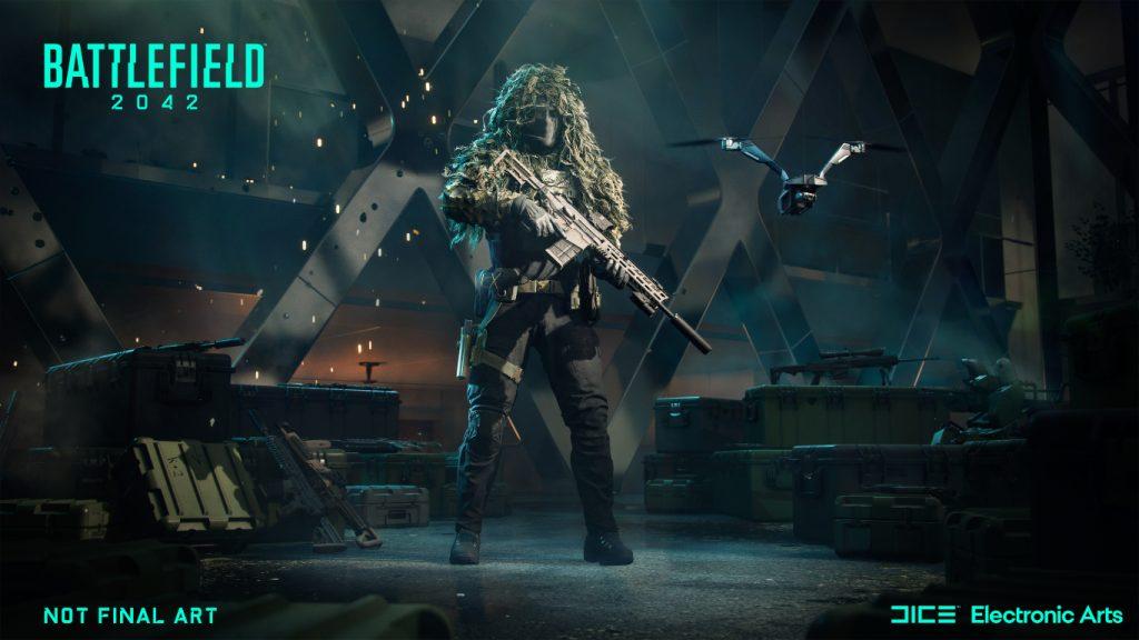 باتلفيلد 2042 - Battlefield 2042 الإعلان رسميًا عن اللعبة وخرائط في الشرق الأوسط