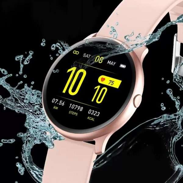 سعر ومواصفات جيوني سمارت واتش 7 - Gionee Smartwatch 7 رسميًا