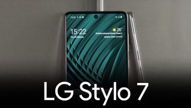 ال جي ستيلو 7 - LG Stylo 7 قد يظهر قريبًا ومع هاتفيْن من سلسلة كي K