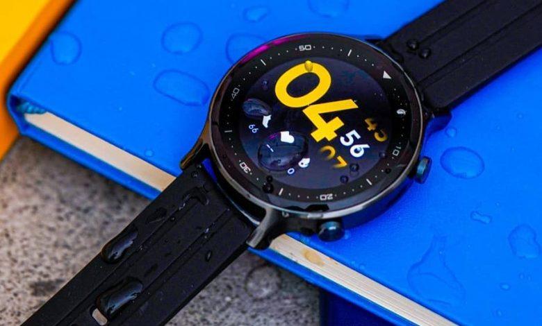 ريلمي ووتش اس Realme Watch S تكشف لونًا جديدًا رائعًا