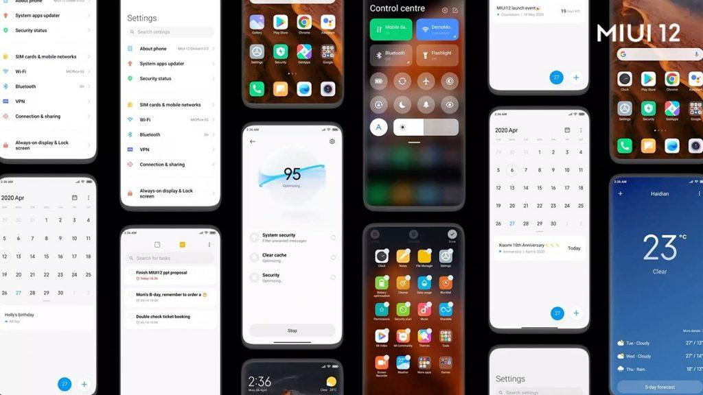 واجهة شاومي MIUI 12.5 .. قائمة الهواتف التي ستحصل على التحديث (الدفعة الثانية)