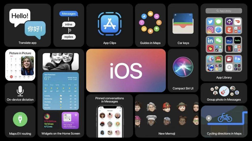 اي او اس iOS 14 .. هل سيستمر بالحصول على التحديثات بعد إطلاق اي او اس 15؟