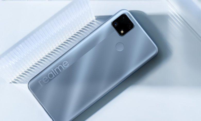 ريلمي سي 25 اس Realme C25s بكاميرا مختلفة للنسخة الهندية عن العالمية!