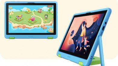 سعر ومواصفات هواوي ميت باد تي 10 كيدز ايديشن MatePad T 10 Kids Edition المخصص للأطفال الصغار جدًا
