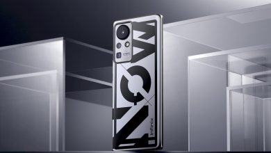 انفنيكس كونسيبت فون Infinix Concept Phone 2021 بقوة شحن خارقة في زمن قياسي!!