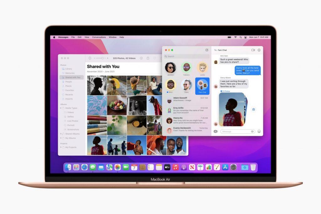 مميزات ماك او اس 12 - macOS 12 رسميًا