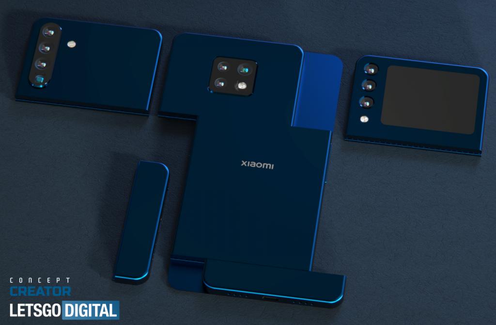هاتف شاومي 2021 هذا هو أغرب جهاز من الشركة على الإطلاق!