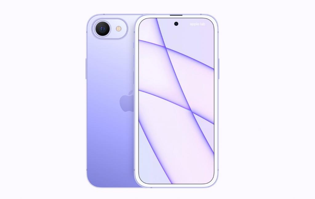 ايفون اس اي 2021 iPhone SE جديد ابل يتألق بتصميم جديد