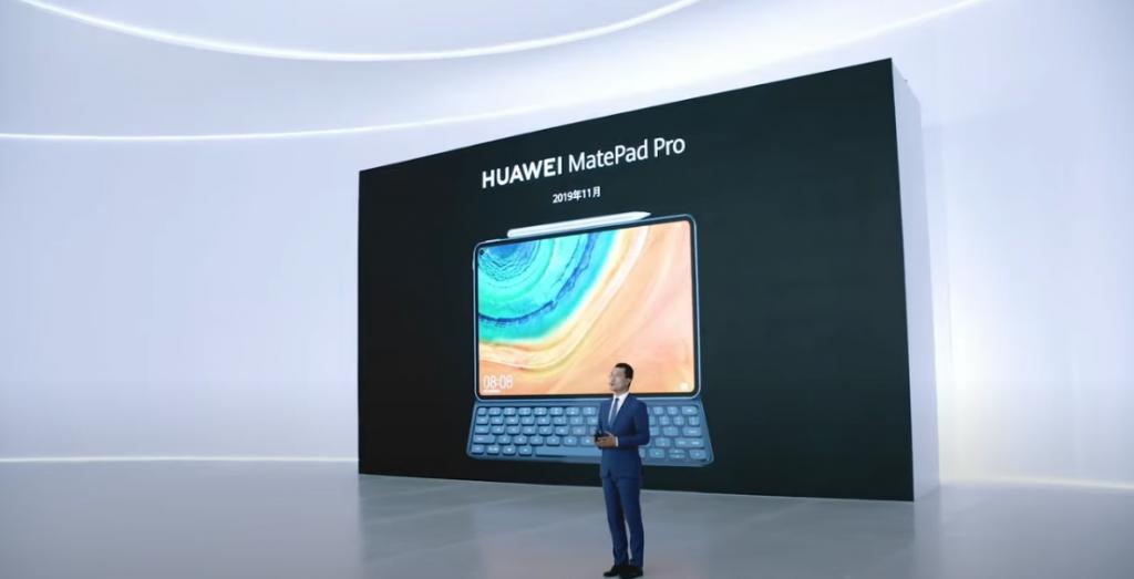 هارموني او اس HarmonyOS رسميًا وميت باد برو 2021 - هواوي تكشّر عن أنيابها