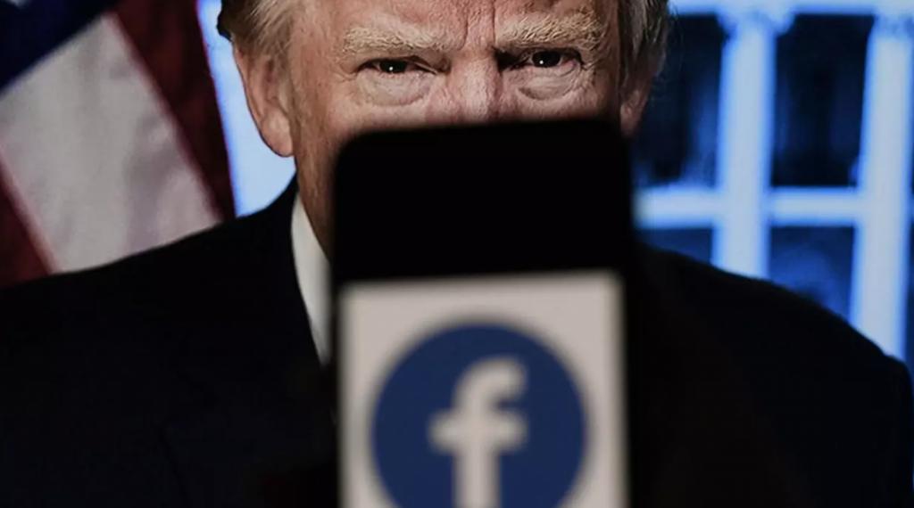 فيس بوك يعلق حساب دونالد ترامب لهذه المدة وتغييرات جديدة على السياسيين