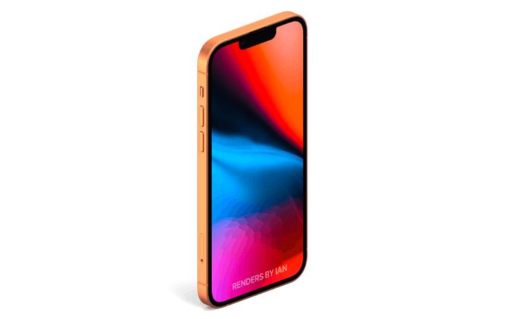 ايفون 13 - iPhone 13 يظهر في صور عالية الدقّة بلون جديد