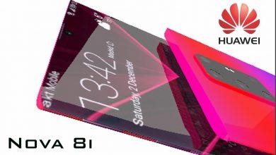 هواوي نوفا 8 اي Huawei Nova 8i تسريبات جديدة عن مواصفات الهاتف الغامض!!