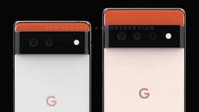 جوجل بكسل 6 - Pixel 6 وجوجل بكسل 6 برو Pixel 6 Pro المواصفات كاملة في أحدث التسريبات